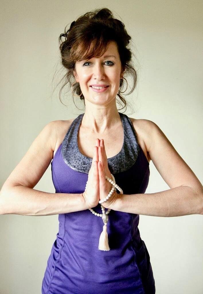 Regina Kerschbaumer - Senior Yoga Teacher