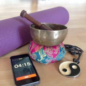 Yoga timer