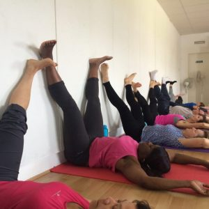yoga classes purley