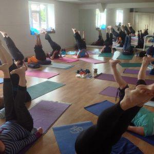 Yin Yoga Class UK