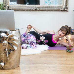 online yin yoga
